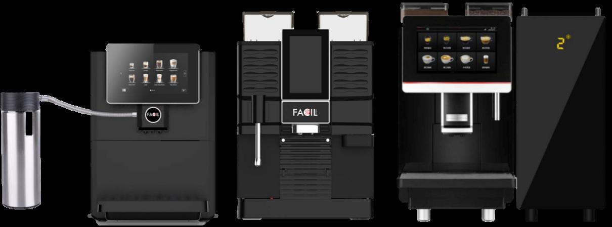 FACILenjoy volautomaten